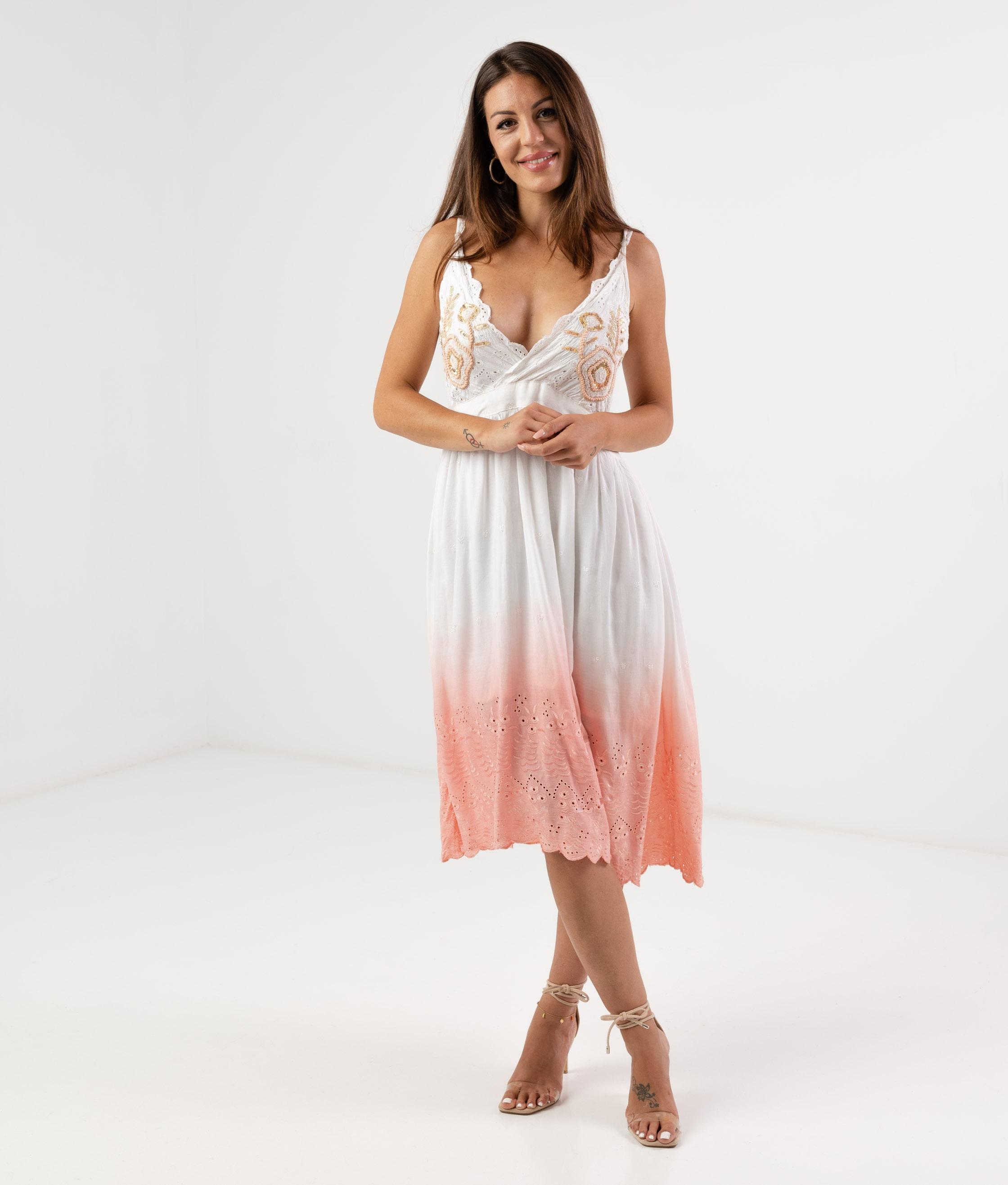 TERBRE DRESS - PINK