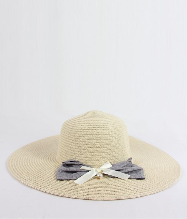 Sombrero MAKHA - Natural