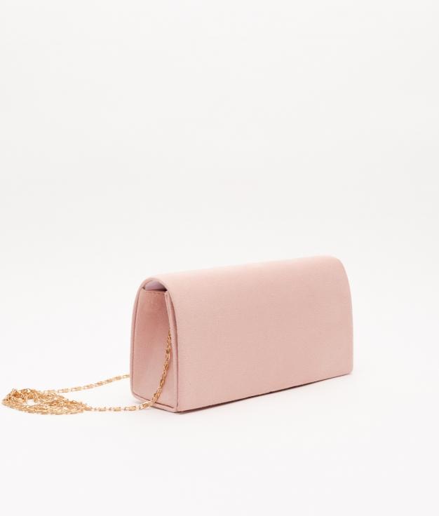 SAC À MAIN SENZ -ROSE CLAIR