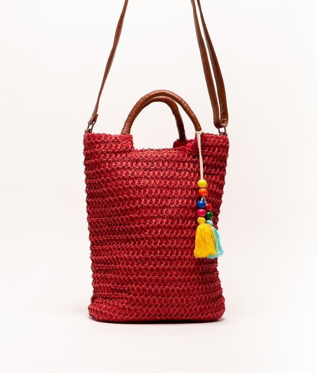 Bag Iris - Red