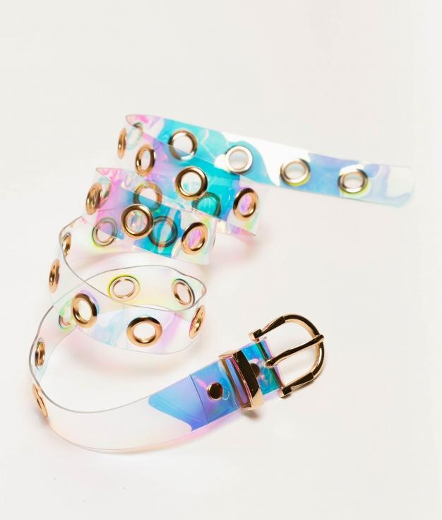 cinturon txr - multicolor