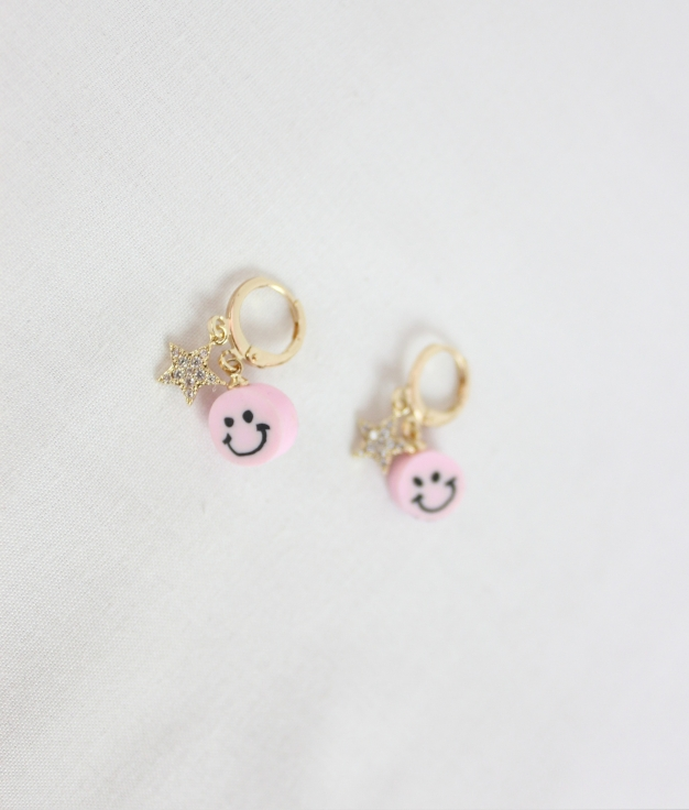 BOUCLE D'OREILLE MISHELL - D'OR