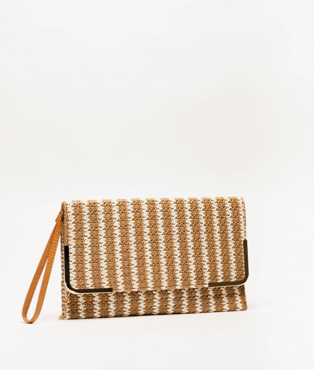 logi handbag - beige