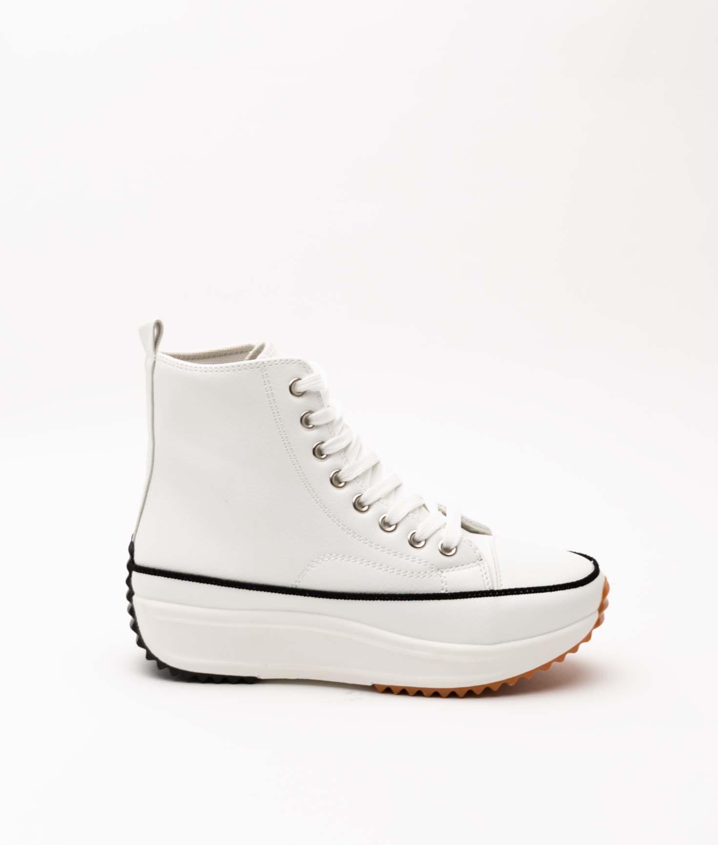 Sneakers Konder Polipiel - Blanc