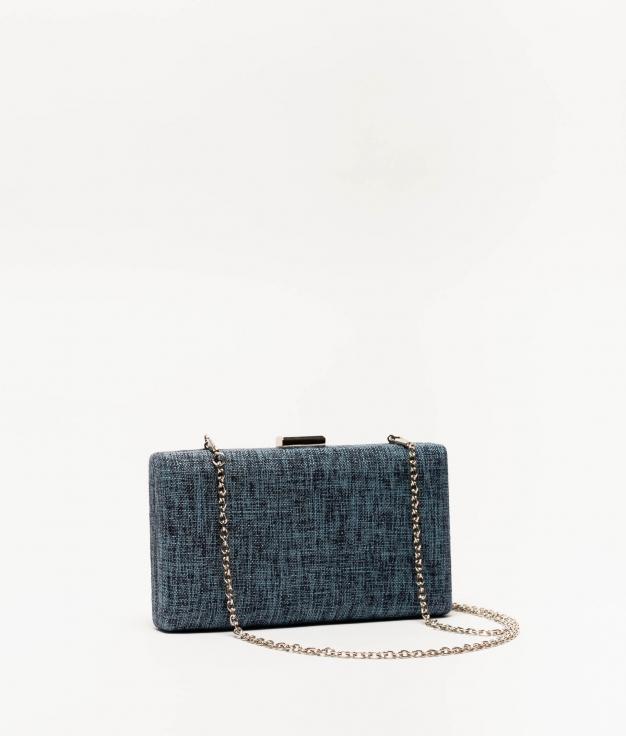 sac à main kisse - bleu