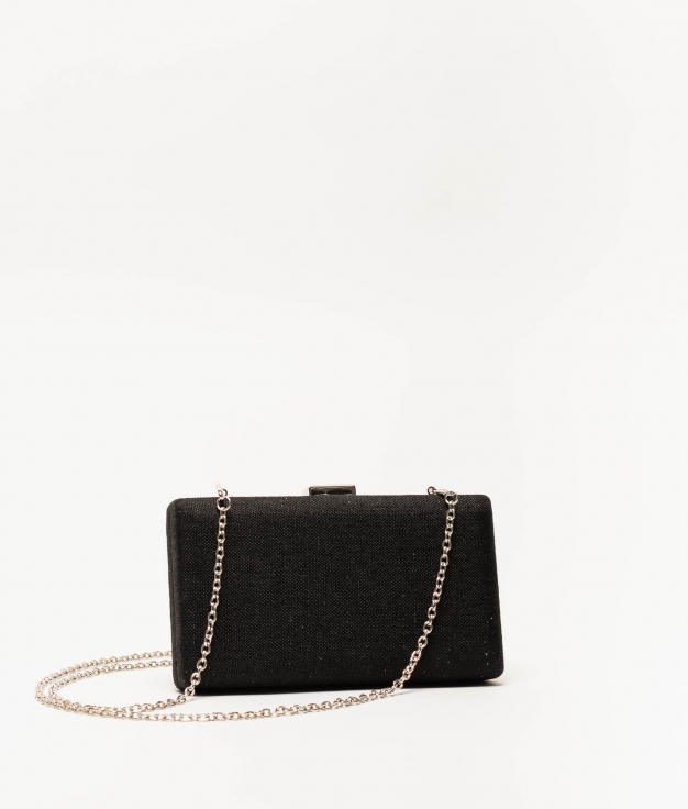 sac à main kisse - noir