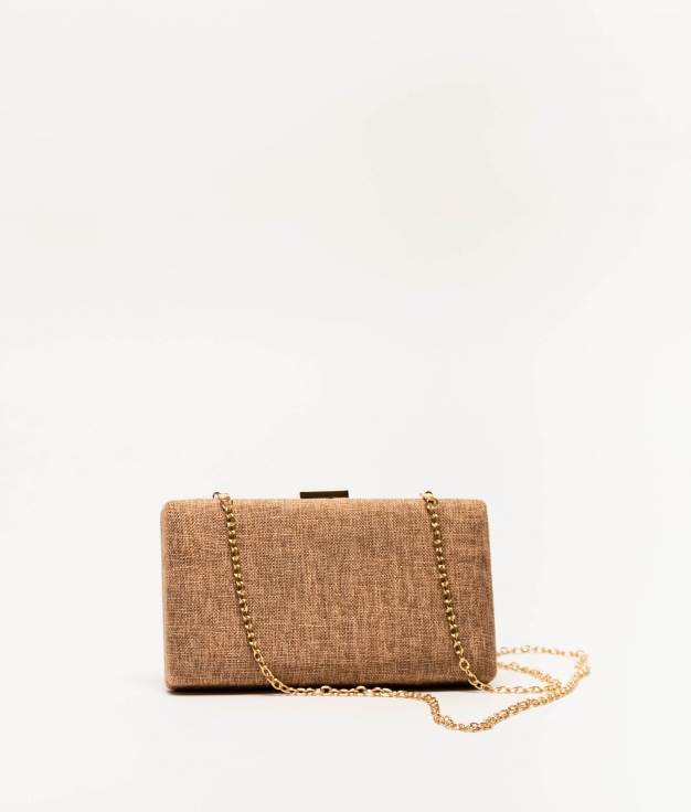 kisse handbag - camel