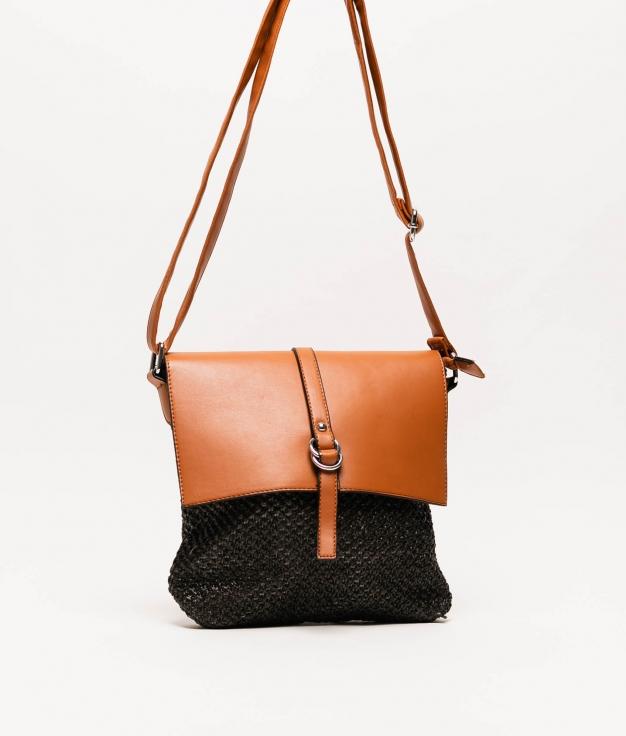 Wallet Samburu - Black/brown