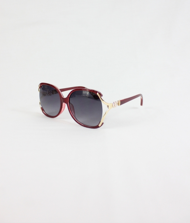 SUNGLASSES KERAL - RED
