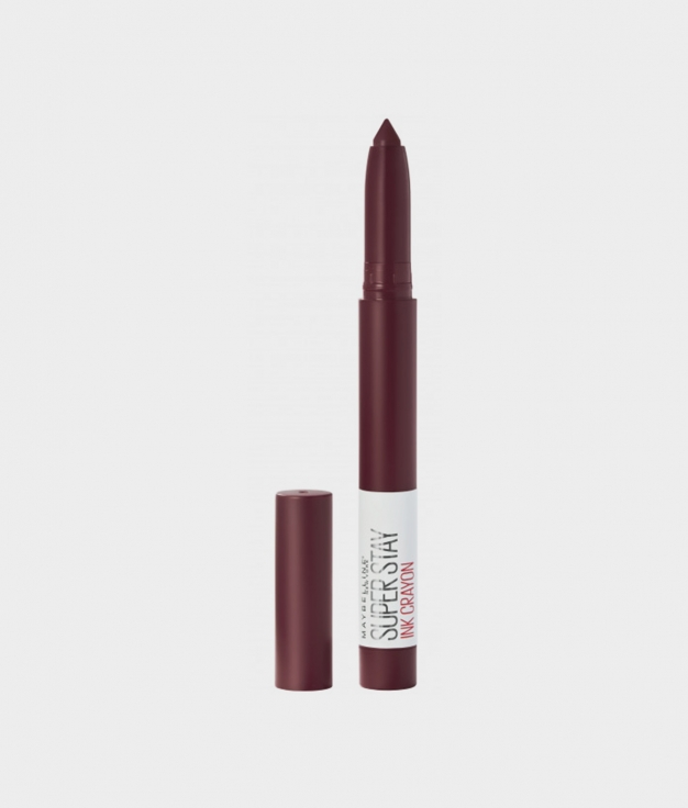 MAYBELLINE SUPERSTAY INK CRAYON PINTALABIOS - 65 SETTLE