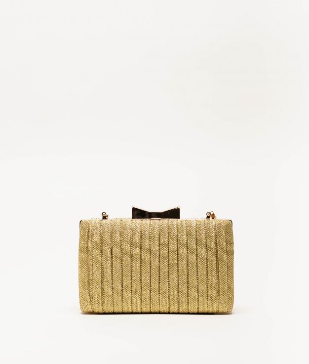 jocar handbag - gold