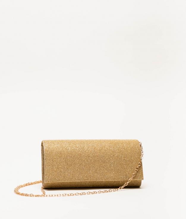 urbanre handbag- gold