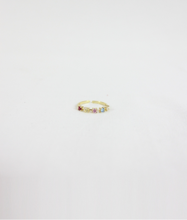 RING PIGME - GOLDEN