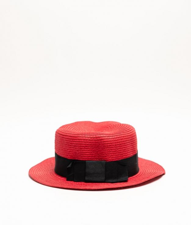 MERLI HAT - RED