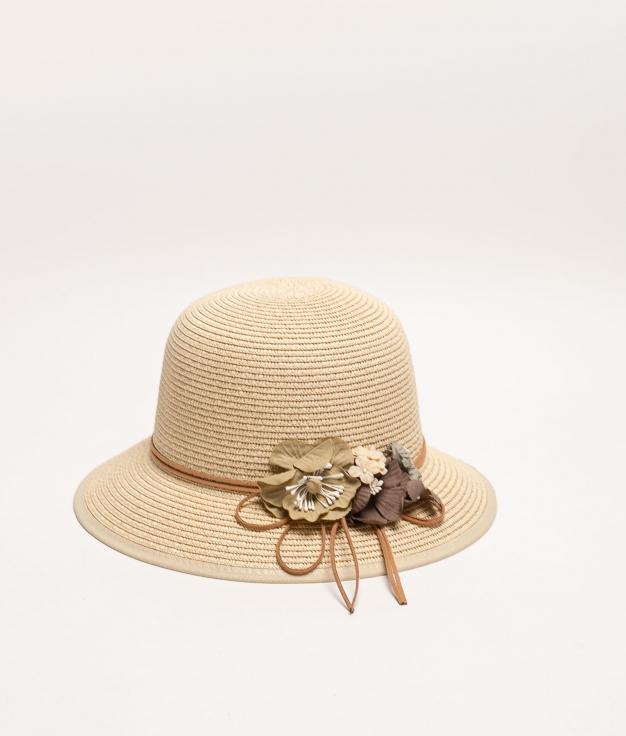GANDIA HAT - BEIGE