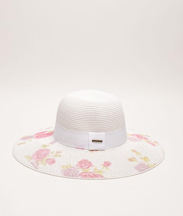 LULU HAT - WHITE