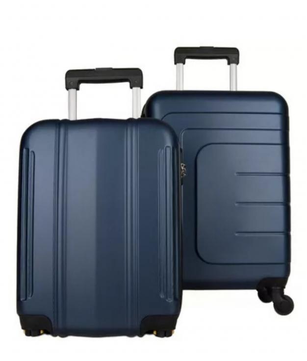 Suitcase Dublín 2 Pieces - Navy Blue