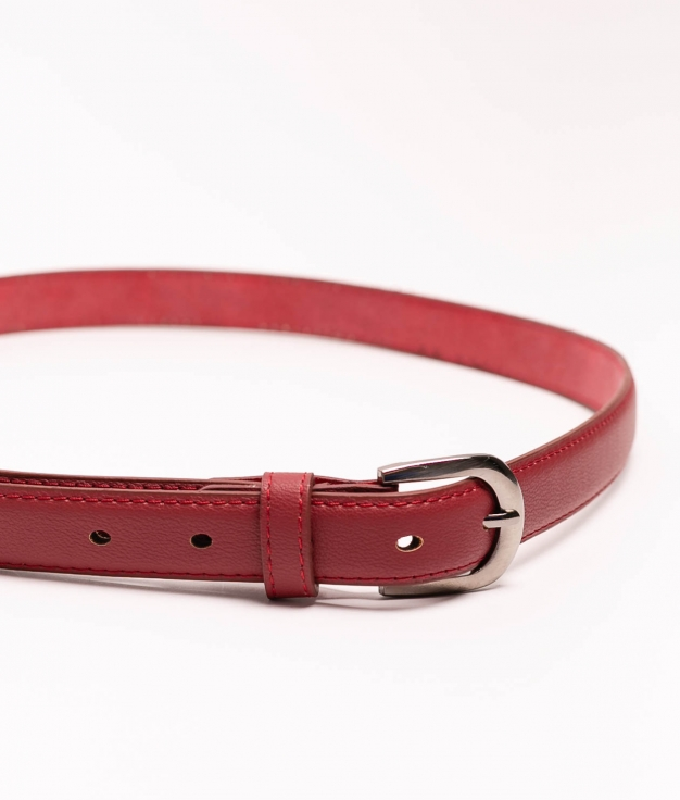 TARTAGAL BELT - RED