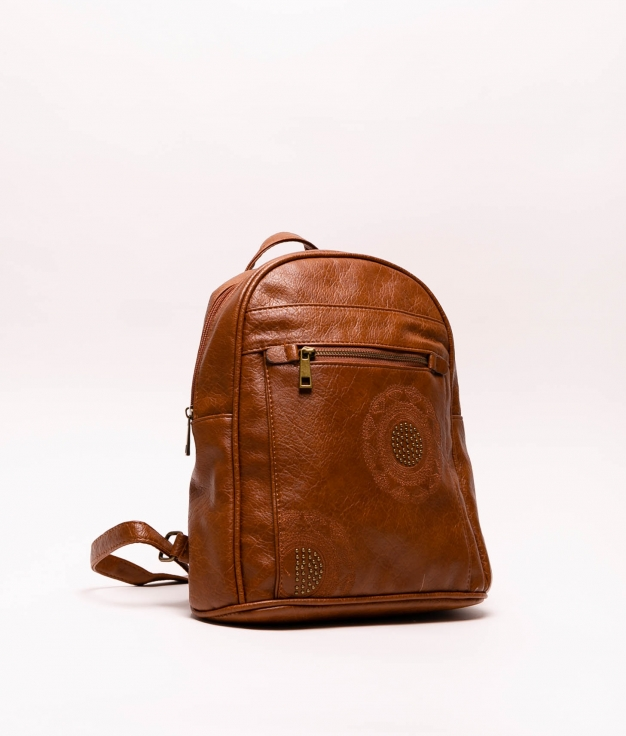 SUQUIA BACKPACK - LEATHER