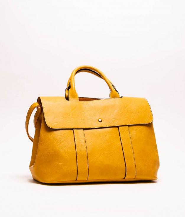 Cristof handbag - Yellow