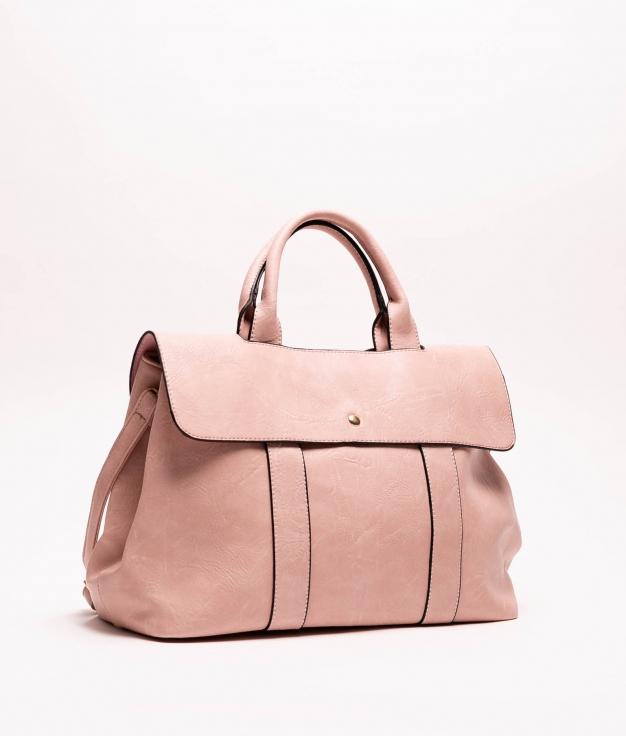 Cristof handbag - Rose