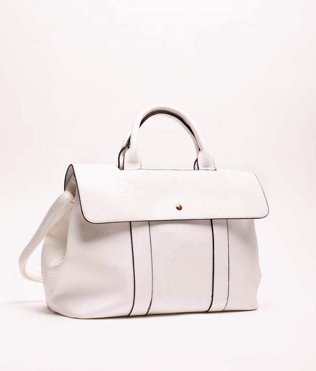Cristof handbag - White