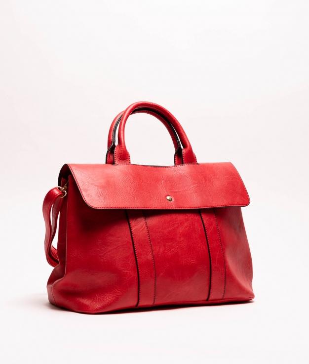 Cristof handbag - Red