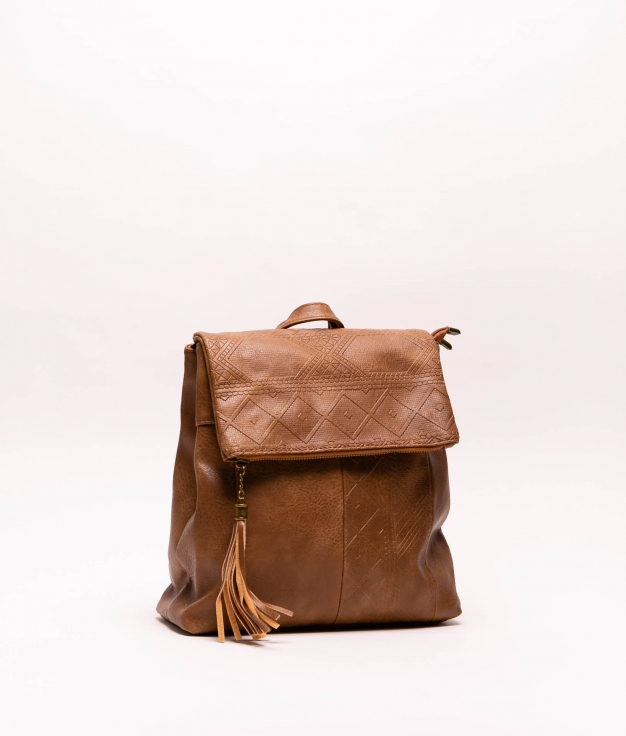 TOCANTIN BACKPACK - BROWN