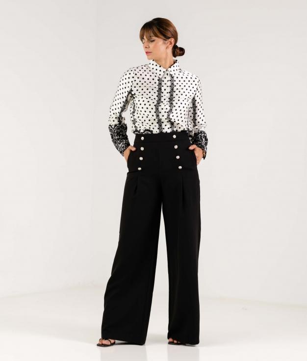 Pantalón BAROTI - Black