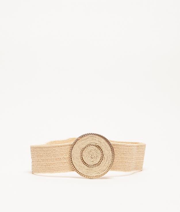 Cinturón Jumpiter - blanc