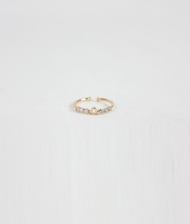 RING VENTIS - CROWN
