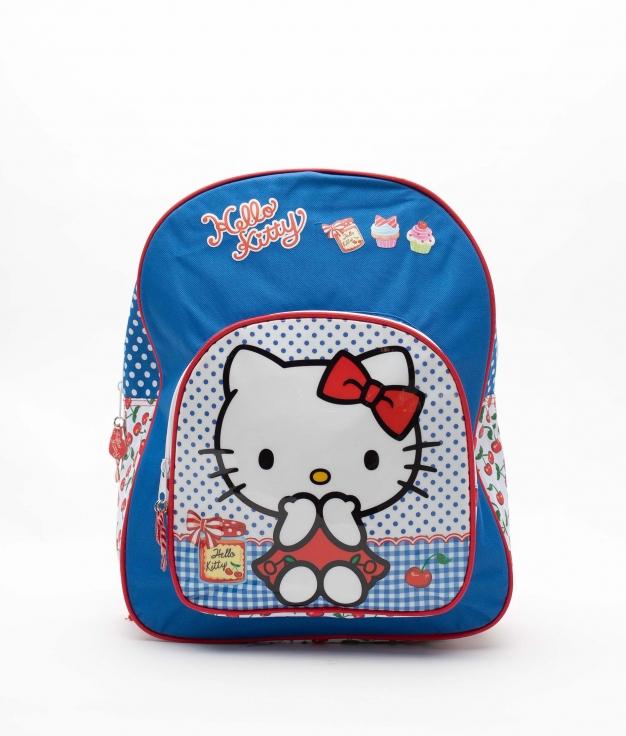 HELLO KITTY BAG - BLUE