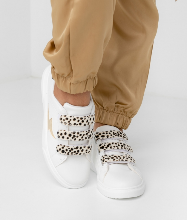 Sneakers Poter - Leopard