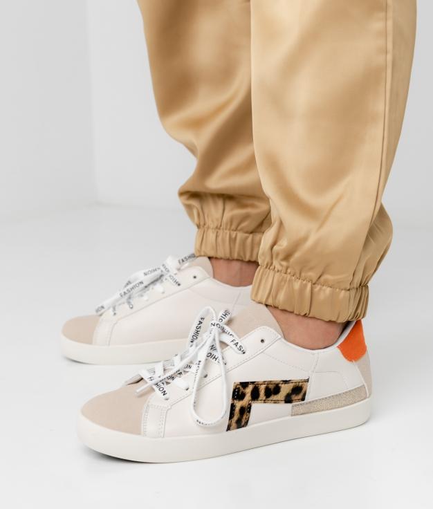 Sneakers Clur - Kaki