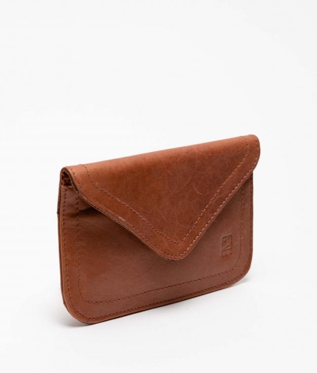 Monedero piel Titti Mix - leather