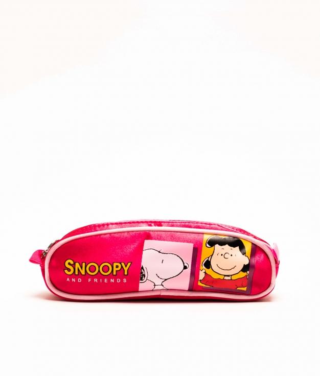 ESTUCHE SNOOPY - PINK