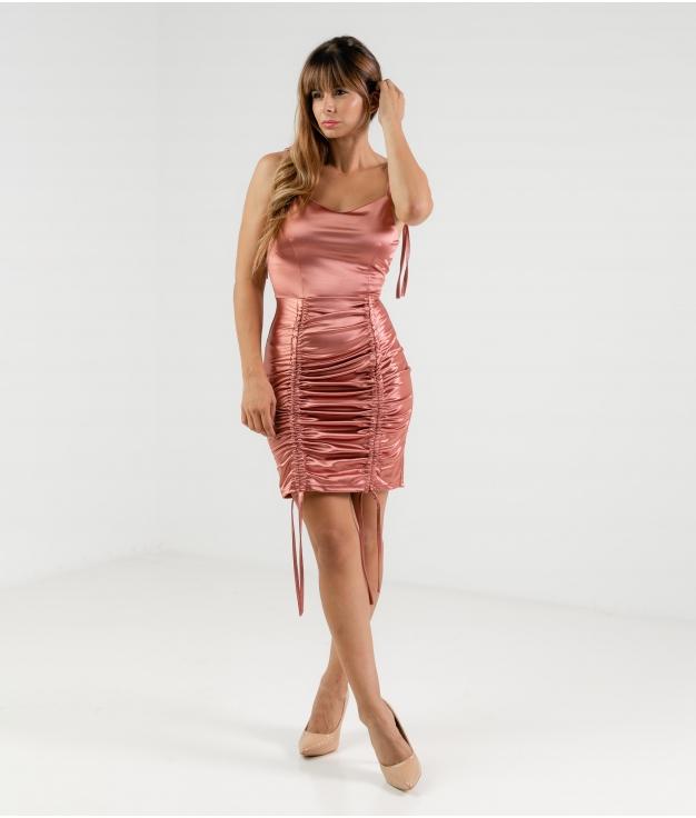NOSTIN DRESS - PINK
