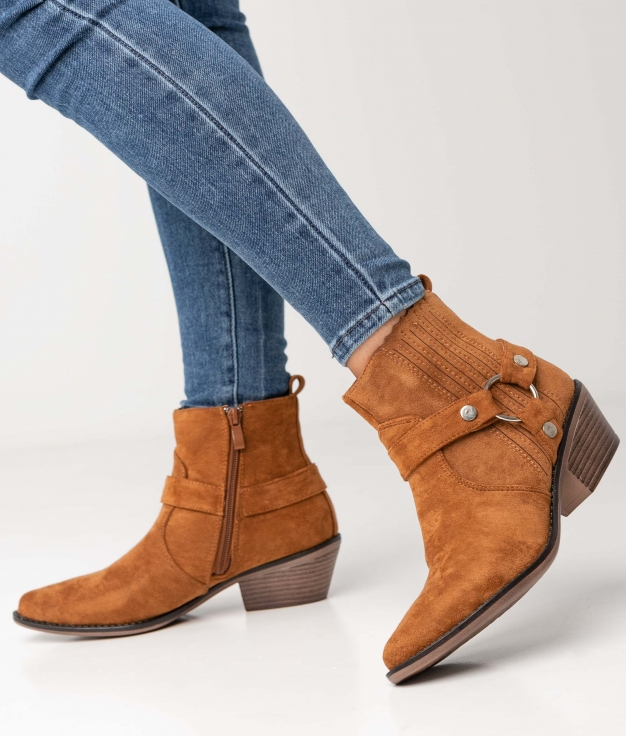 Obany Low Boot - Camel