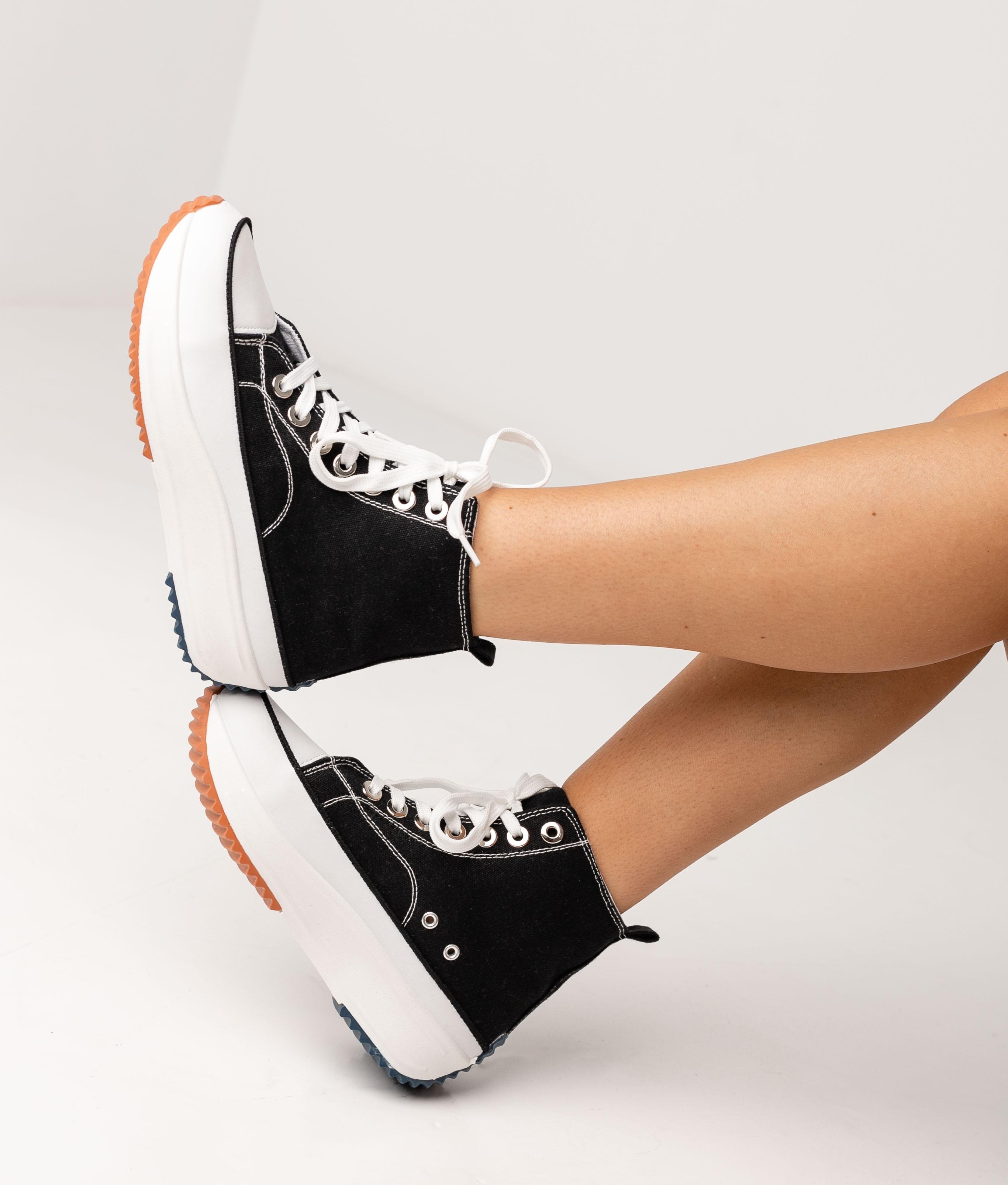 Sneakers Kima - Black