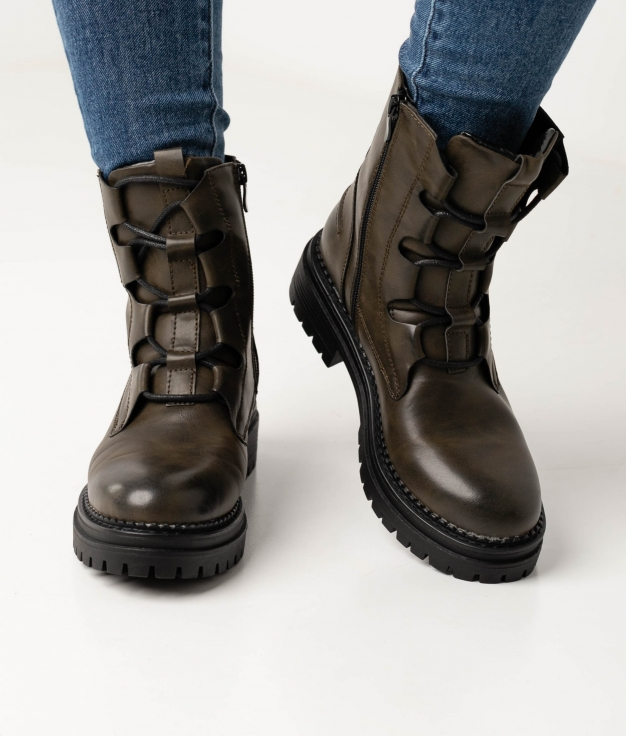 Low Boot Nulet - Green
