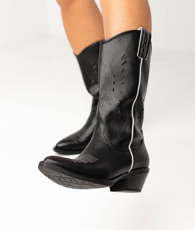 Knee-length Boot Nuna - Black