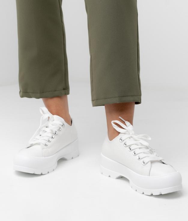 Sneakers CLETA - BLANC