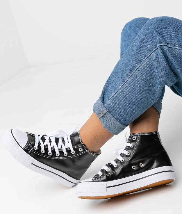 Sneakers Debon - Noir