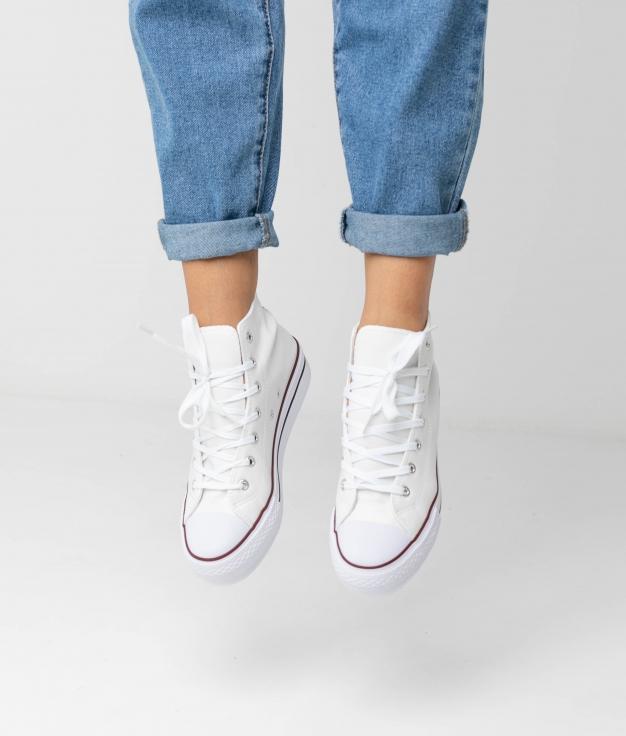 Sneakers Debon - Blanc