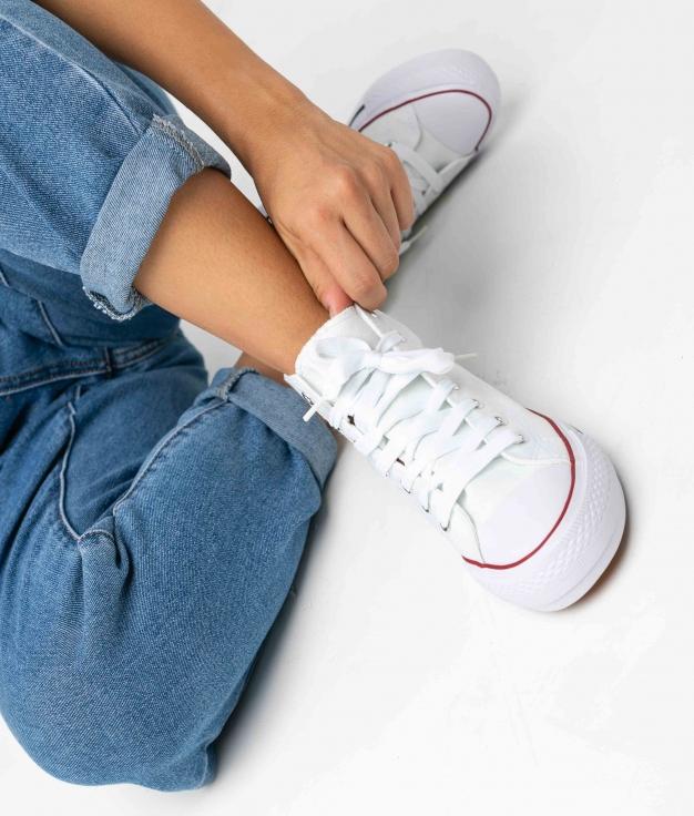 Sneakers Reline - Bianco