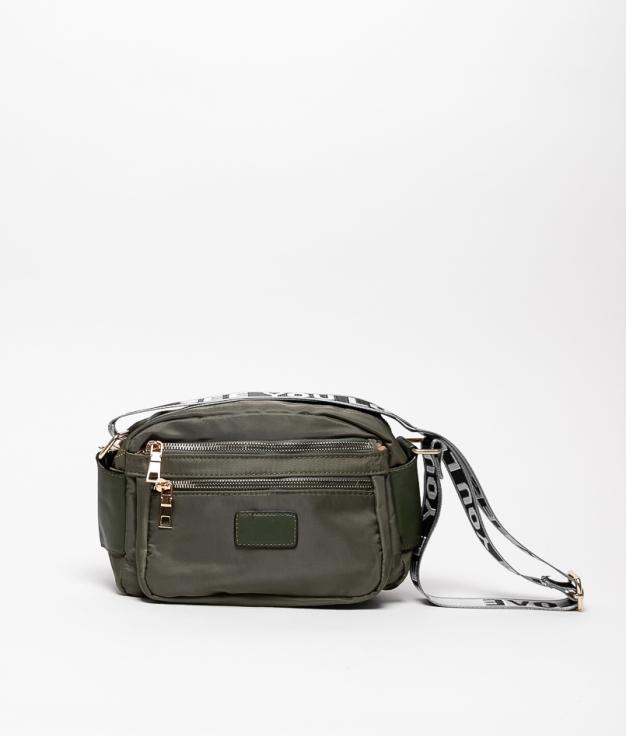 Charruas Bag - Green