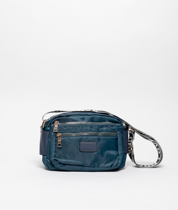 Charruas Bag - Navy Blue