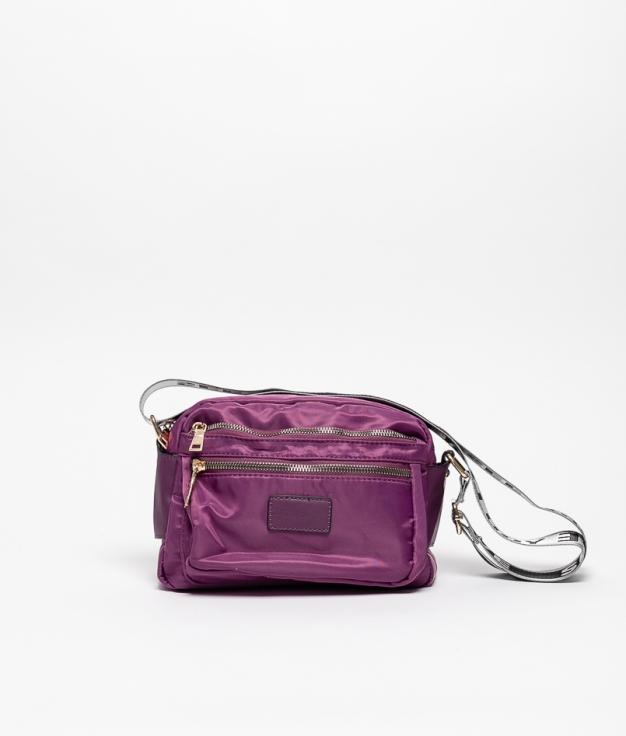 Charruas Bag - Purple