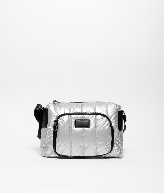 Vilela Bag - Silver