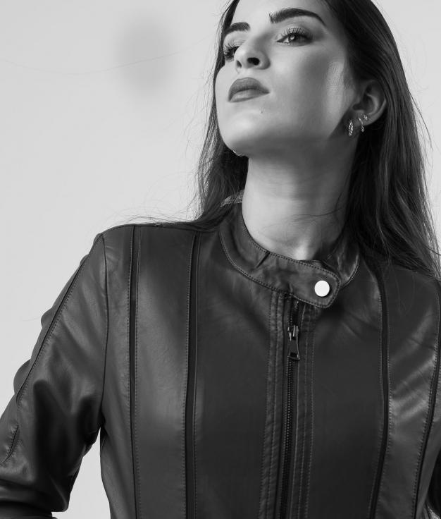 Jacket Tertasi - Dark Grey